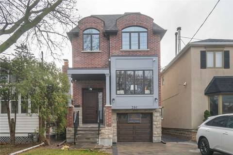 House for sale at 391 Manor Rd Toronto Ontario - MLS: C4609793