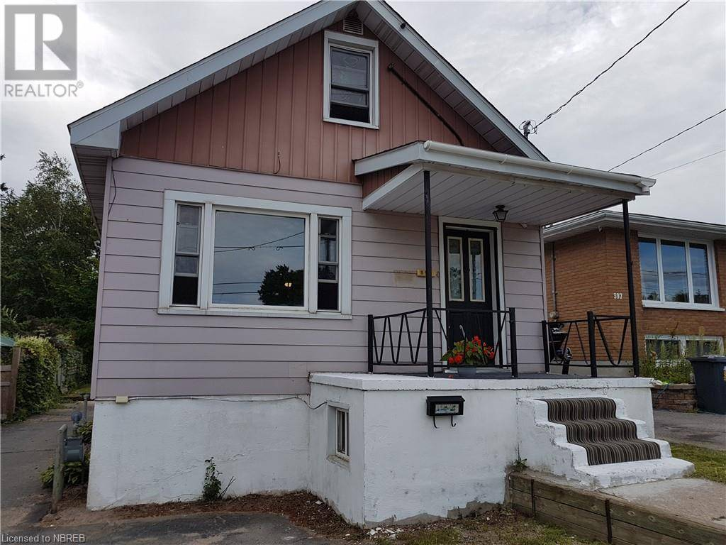 House for sale at 391 Princess St West North Bay Ontario - MLS: 215585