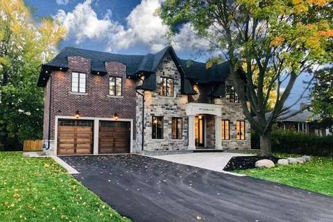 House for sale at 391 Sandhurst Dr Oakville Ontario - MLS: W4612379
