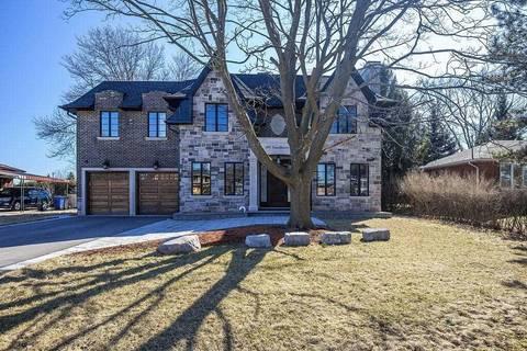House for sale at 391 Sandhurst Dr Oakville Ontario - MLS: W4716790