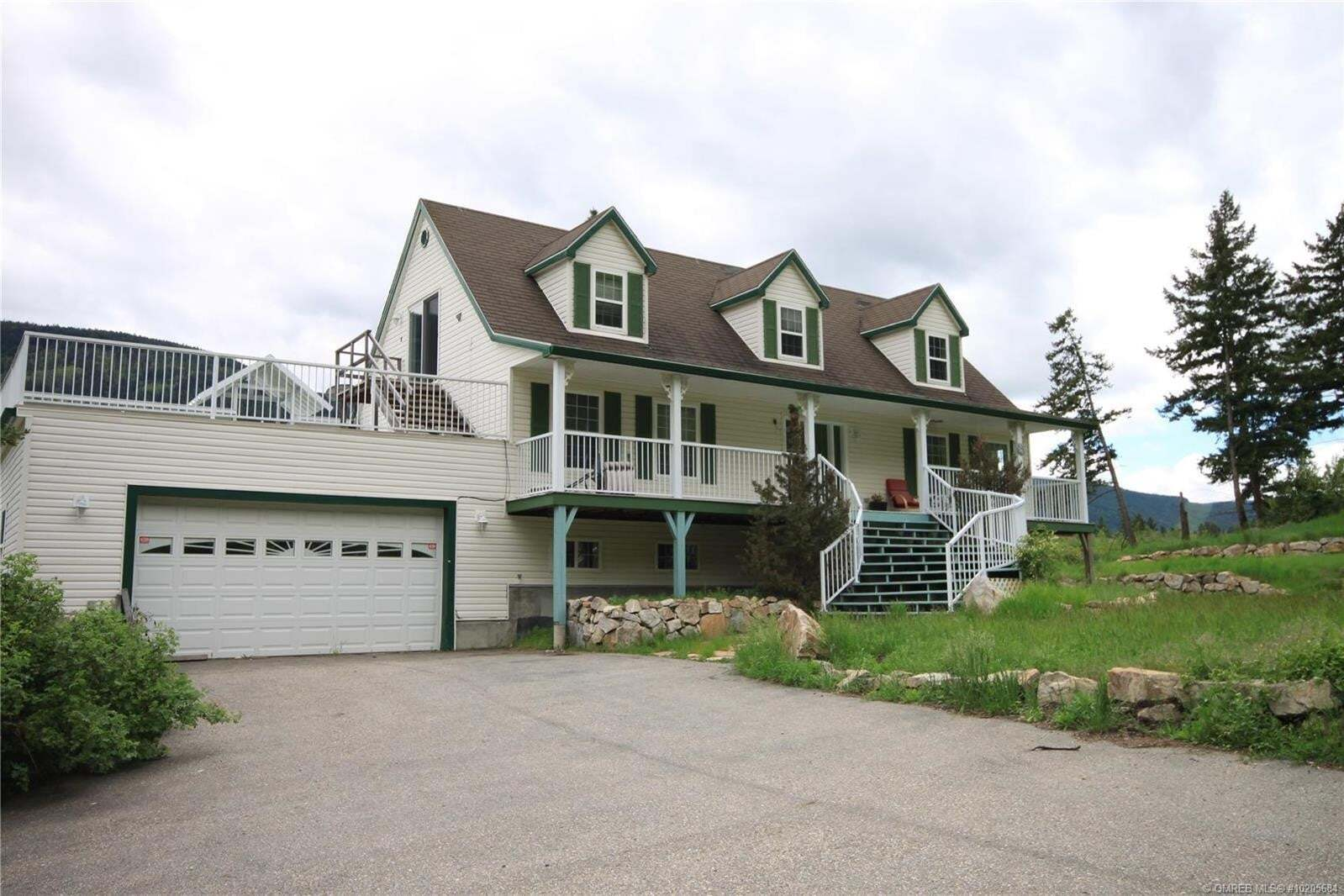 House for sale at 3914 Kneller Rd Falkland British Columbia - MLS: 10205684