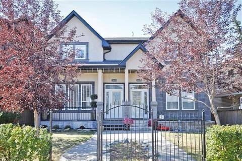 Townhouse for sale at 3915 16 St Southwest Calgary Alberta - MLS: C4284935