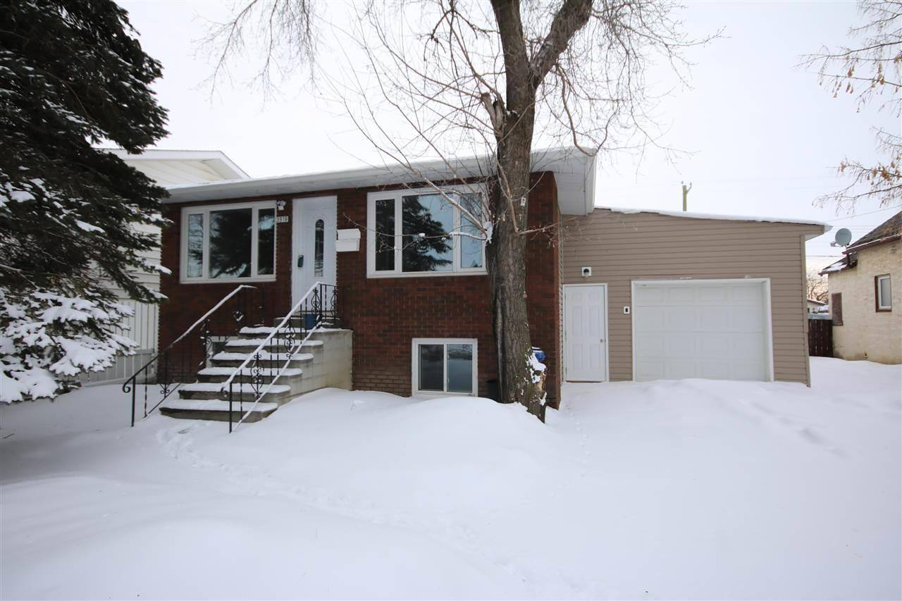 House for sale at 3918 53 St Wetaskiwin Alberta - MLS: E4187298
