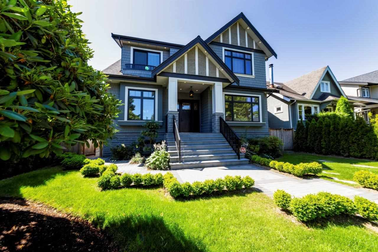 Sold: 3918 West 18th Avenue, Vancouver, BC