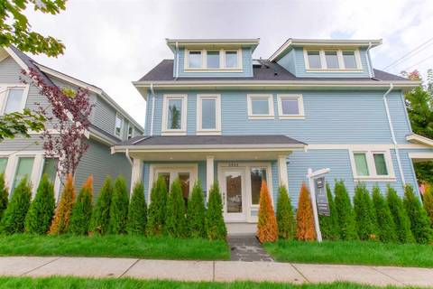 Townhouse for sale at 3919 Welwyn St Vancouver British Columbia - MLS: R2422576