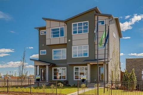 Townhouse for sale at 392 Chinook Gate Cs Airdrie Alberta - MLS: C4220878