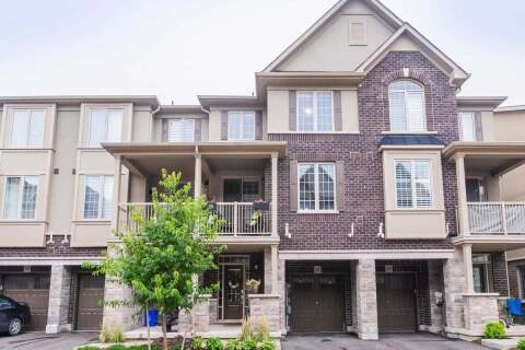 Townhouse for sale at 392 Hardwick Common  Oakville Ontario - MLS: W4911229
