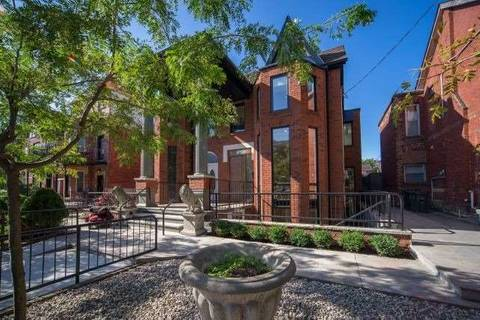 Townhouse for sale at 392 Manning Ave Toronto Ontario - MLS: C4602839