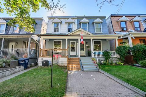 Townhouse for sale at 392 Pape Ave Toronto Ontario - MLS: E4572979