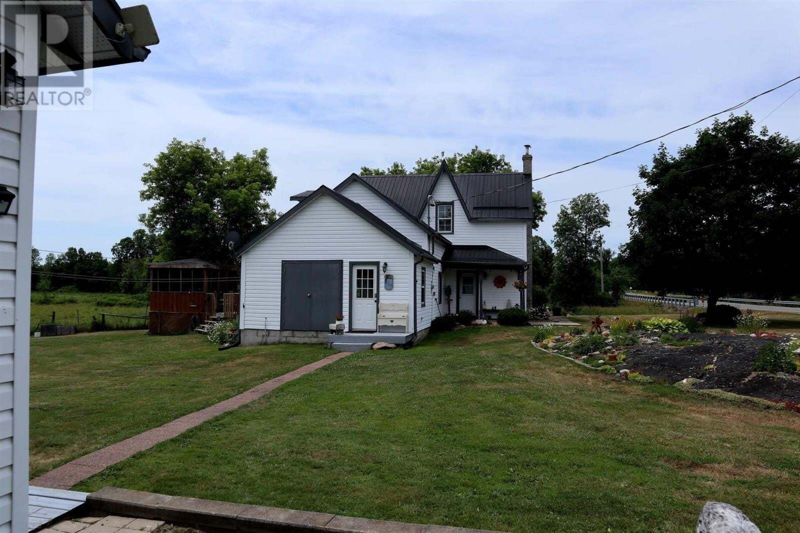 House for sale at 3920 Bellrock Rd Stone Mills Twp Ontario - MLS: K20001479