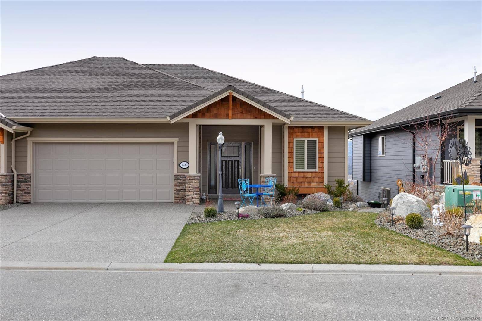 Townhouse for sale at 3920 Riviera Dr Kelowna British Columbia - MLS: 10202425