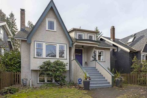 House for sale at 3920 20th Ave W Vancouver British Columbia - MLS: R2349456