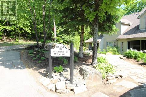 Condo for sale at 3921 Grandview Forest Hill Dr Huntsville Ontario - MLS: 186758