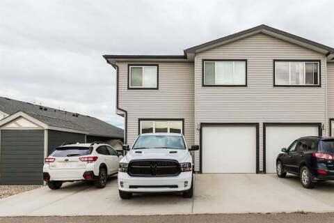Townhouse for sale at 3922 Sundance Rd Coalhurst Alberta - MLS: A1037808
