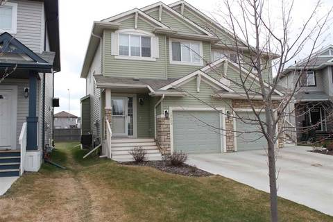 Townhouse for sale at 3925 167a Ave Nw Edmonton Alberta - MLS: E4154805
