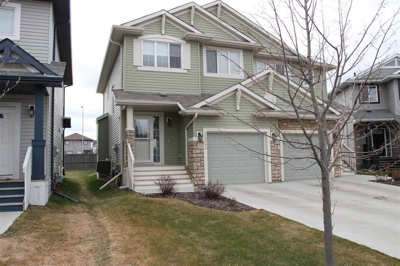 Townhouse for sale at 3925 167a Ave Nw Edmonton Alberta - MLS: E4172903
