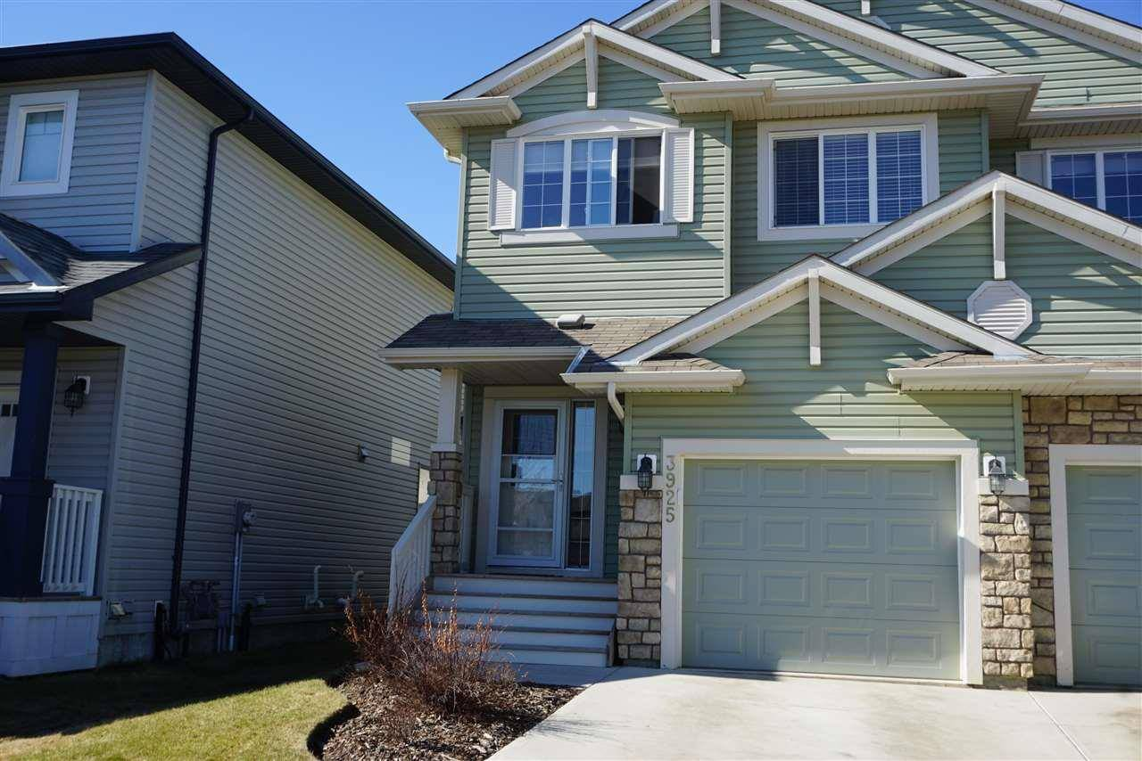 Townhouse for sale at 3925 167a Ave Nw Edmonton Alberta - MLS: E4186871