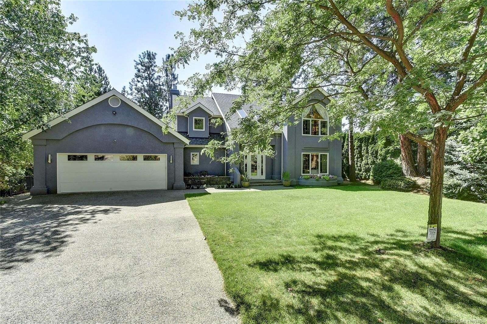 House for sale at 3926 Hyak Rd Kelowna British Columbia - MLS: 10214336