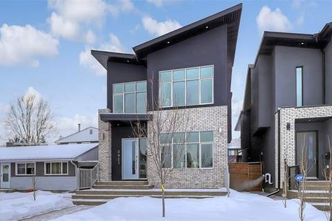 House for sale at 3927 16 St Southwest Calgary Alberta - MLS: C4282055