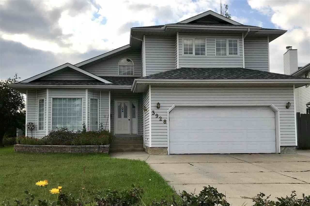 House for sale at 3928 28 Av NW Edmonton Alberta - MLS: E4154295