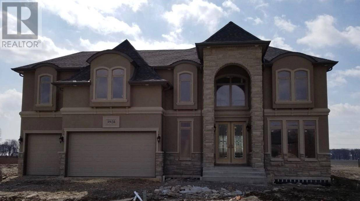 House for sale at 3928 Lasalle Woods Blvd Lasalle Ontario - MLS: 18010231