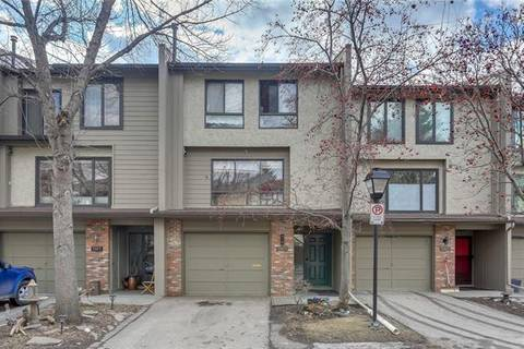 Townhouse for sale at 3929 Point Mckay Rd Northwest Calgary Alberta - MLS: C4236696