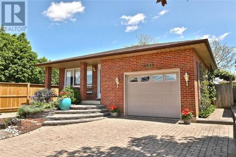 House for sale at 393 Eaglewood Dr Hamilton Ontario - MLS: 30745573