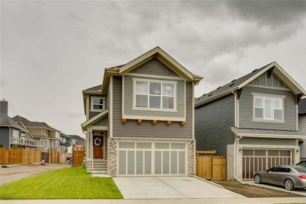 House for sale at 393 Masters Av SE Mahogany, Calgary Alberta - MLS: C4302572