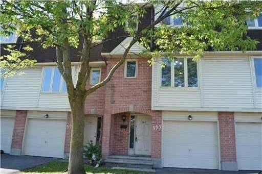 Townhouse for sale at 393 Pickford Dr Kanata Ontario - MLS: 1193540