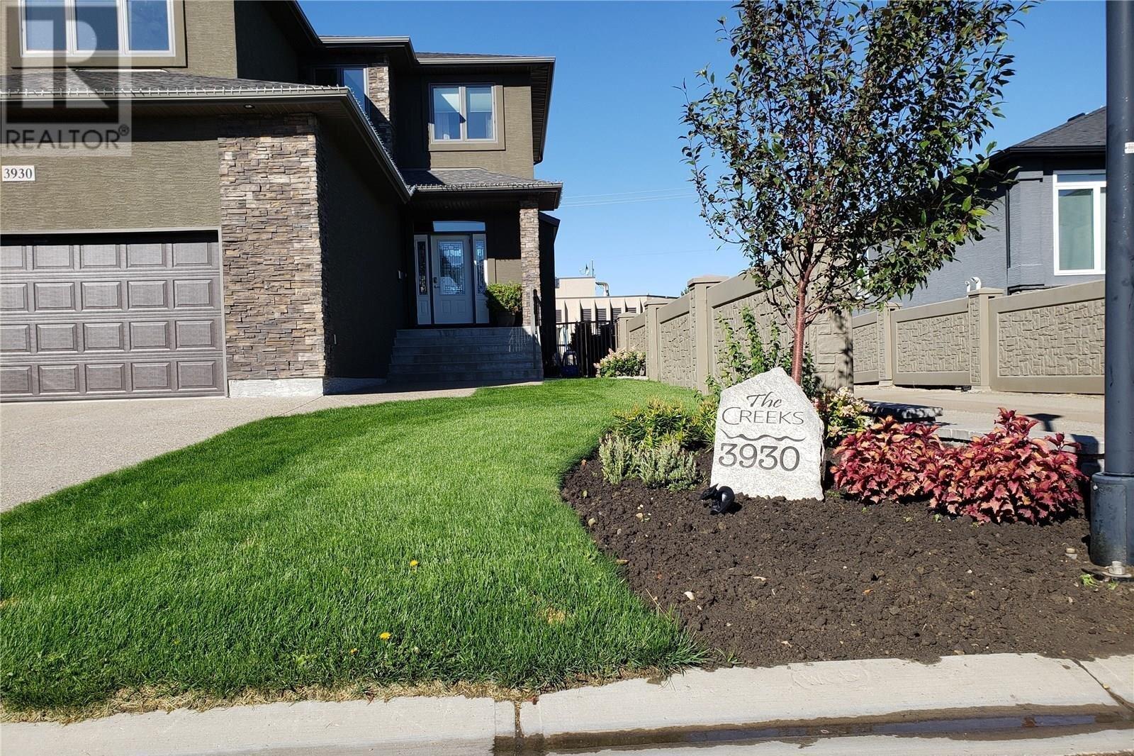 House for sale at 3930 Sandhill Cres Regina Saskatchewan - MLS: SK835944