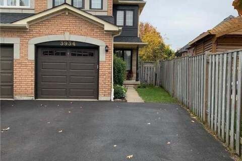Townhouse for sale at 3934 Rippleton Ln Mississauga Ontario - MLS: W4950128