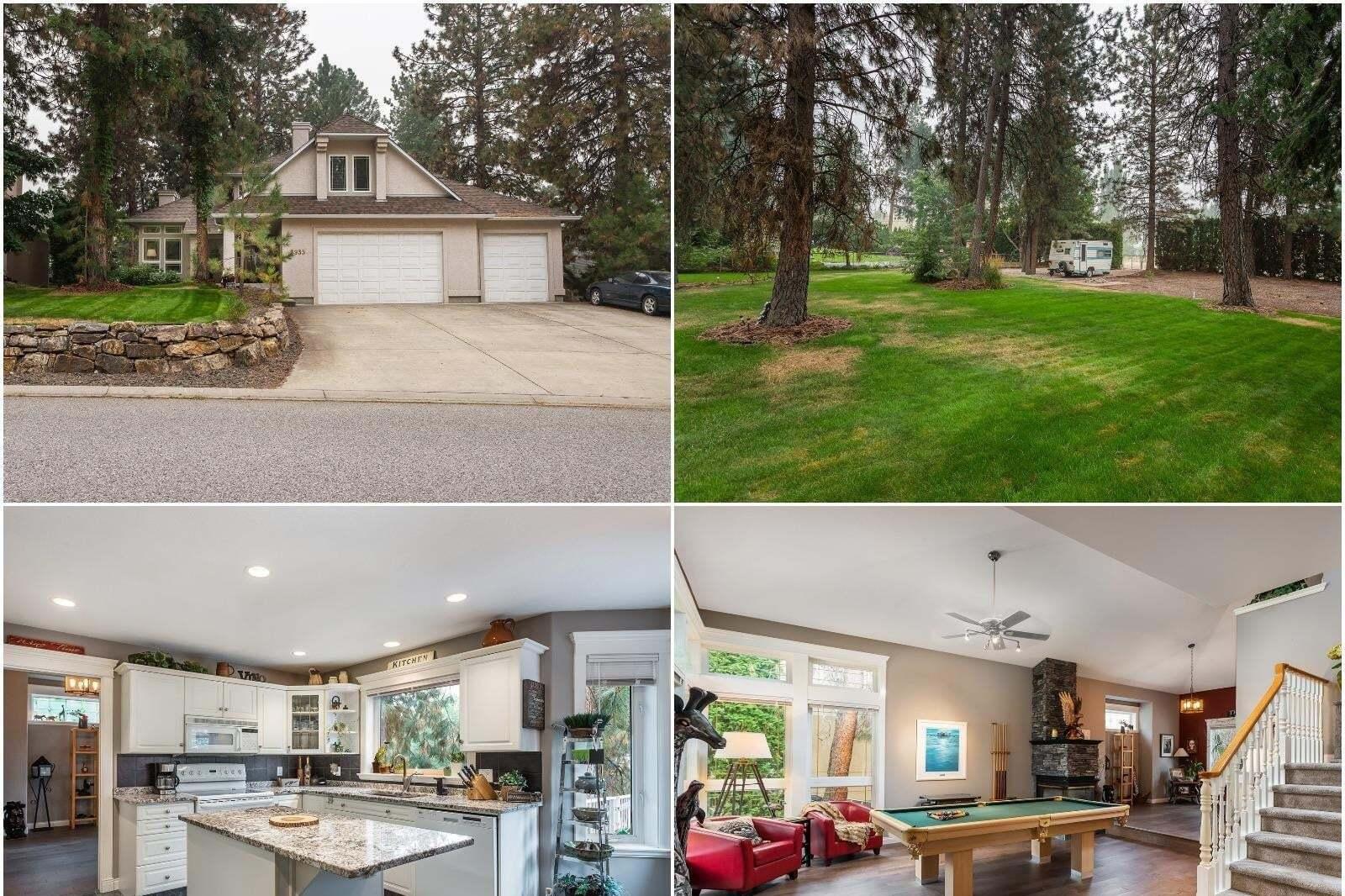 House for sale at 3935 Lakevale Pl Kelowna British Columbia - MLS: 10215177