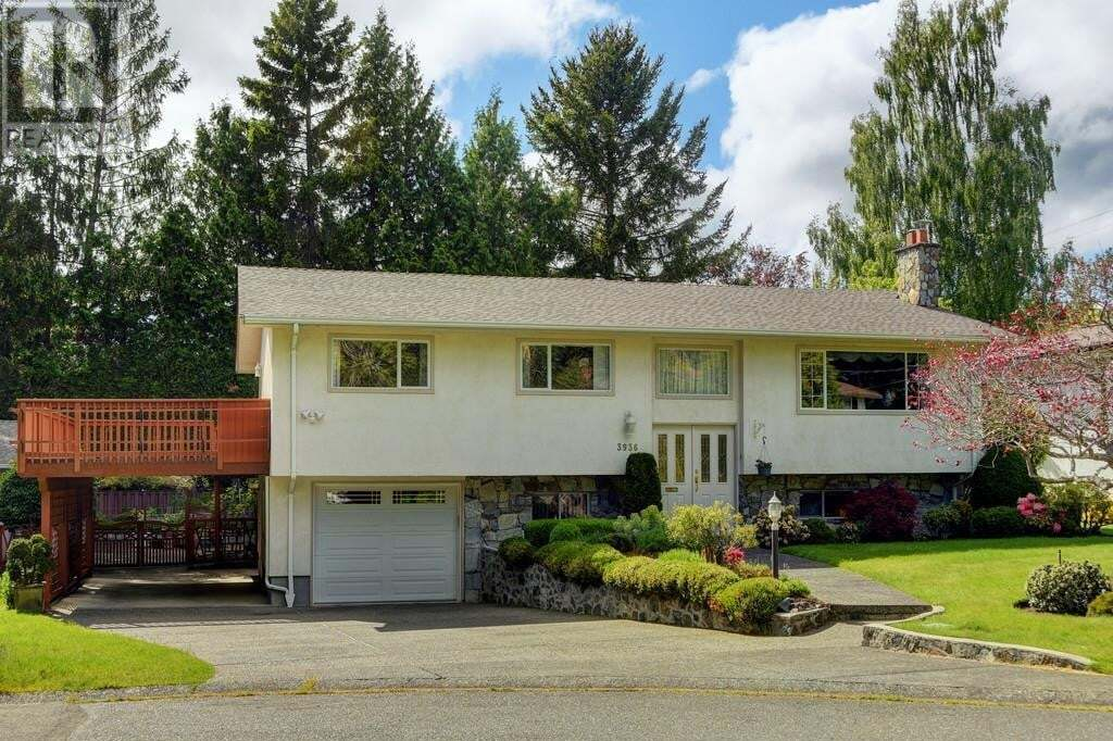 House for sale at 3936 Oakdale Pl Victoria British Columbia - MLS: 426283