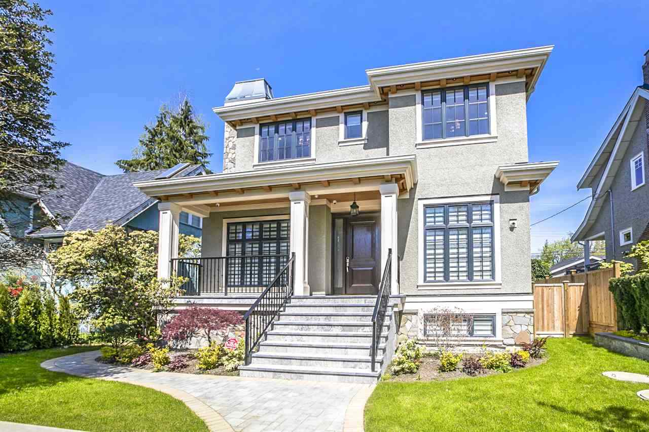 Sold: 3937 West 31st Avenue, Vancouver, BC