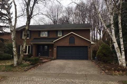 House for rent at 394 Bonny Meadow Rd Oakville Ontario - MLS: W4697594
