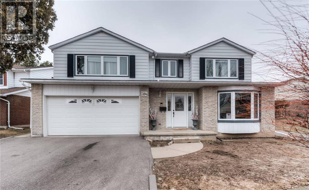 House for sale at 394 Clairbrook Cres Waterloo Ontario - MLS: 30799174