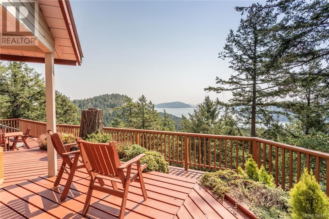House for sale at 394 Deacon Hill  Mayne Island British Columbia - MLS: 796570