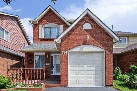 House for sale at 394 Hansen Rd Brampton Ontario - MLS: W4521809