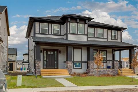Townhouse for sale at 394 Hillcrest Rd Southwest Airdrie Alberta - MLS: C4266740