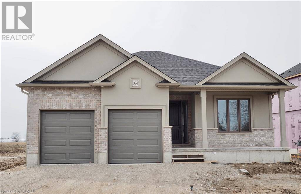 House for sale at 394 Masters Dr Woodstock Ontario - MLS: 128846