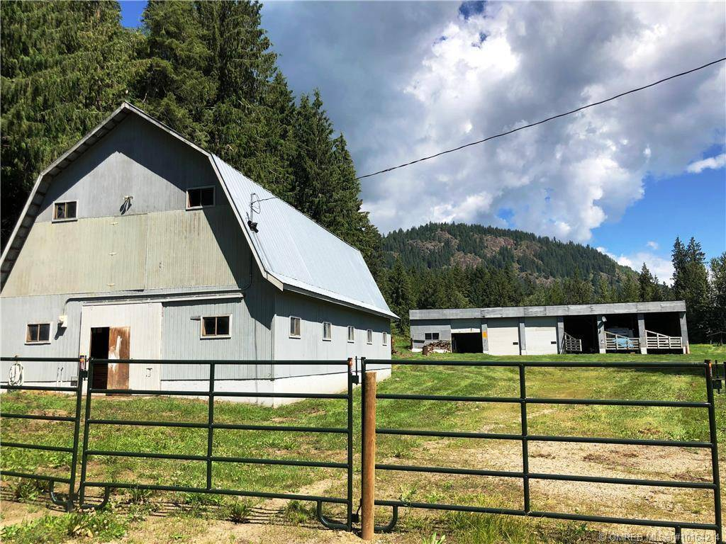 Home for sale at 394 Old Sicamous Rd Grindrod British Columbia - MLS: 10164214
