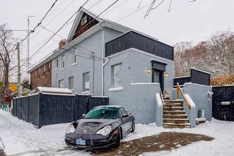 Townhouse for sale at 394 Summerhill Ave Toronto Ontario - MLS: C4632609