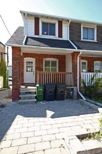 Townhouse for rent at 394 Victoria Park Ave Toronto Ontario - MLS: E4572762