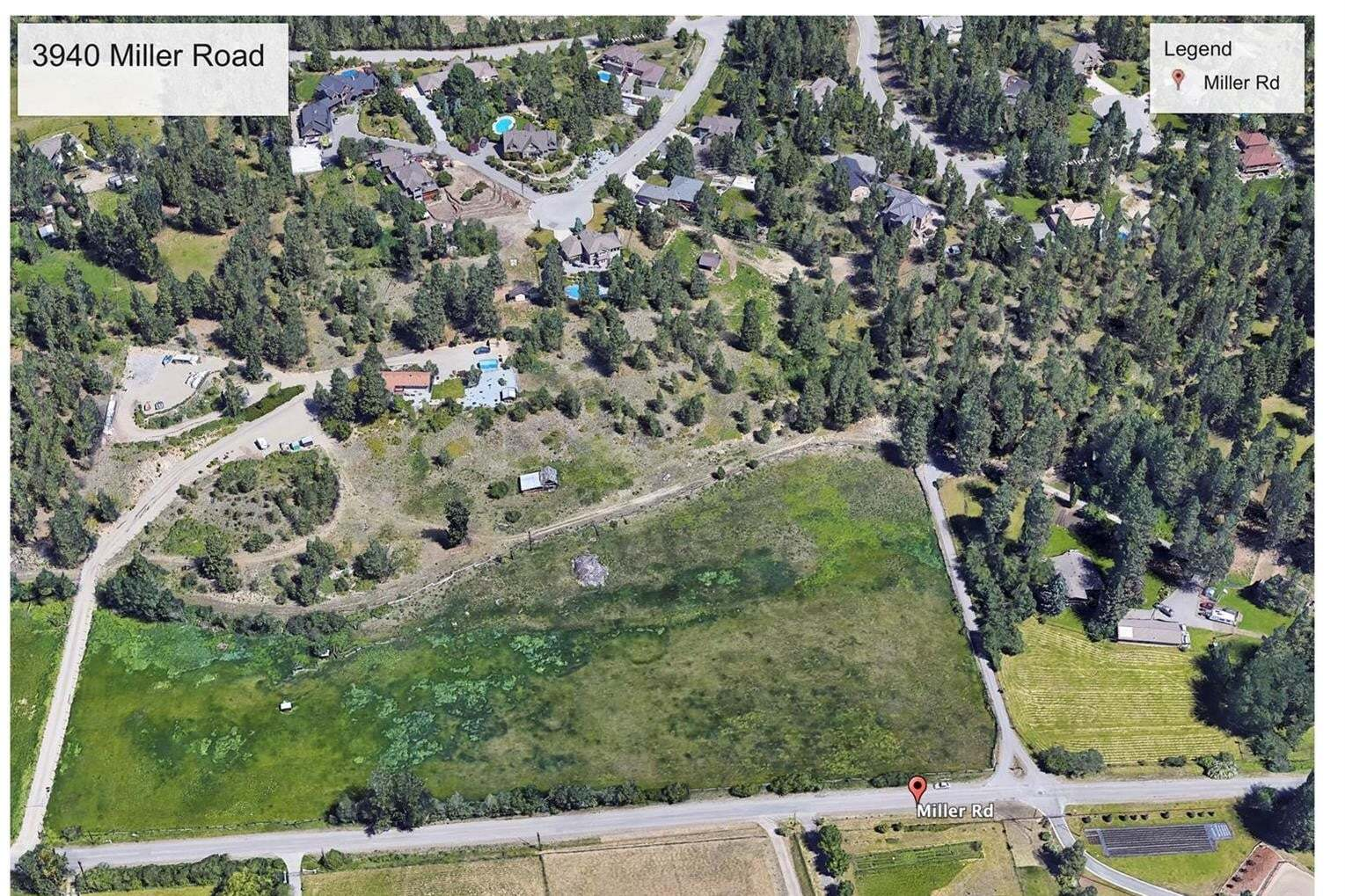 Residential property for sale at 3940 Miller Rd Kelowna British Columbia - MLS: 10169875