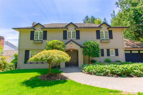 House for sale at 3940 Viewridge Pl West Vancouver British Columbia - MLS: R2384977