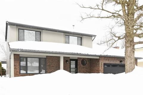 House for sale at 3945 Autumnwood St Ottawa Ontario - MLS: 1147379