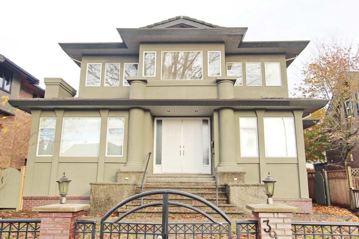 Sold: 3945 Cambridge Street, Burnaby, BC