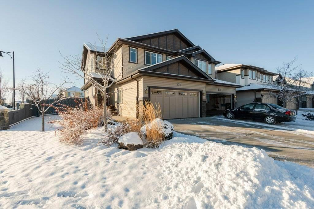 Townhouse for sale at 3945 Gallinger Lo  Nw Edmonton Alberta - MLS: E4181800