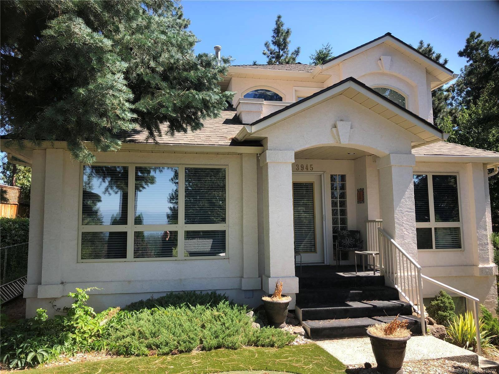 House for sale at 3945 Suncrest Ct Kelowna British Columbia - MLS: 10189727