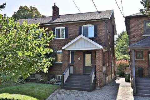 Townhouse for sale at 395 Belsize Dr Toronto Ontario - MLS: C4925354
